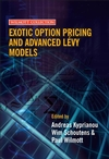 Exotic Option Pricing and Advanced Lévy Models (0470016841) cover image