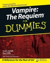 Vampire: The Requiem For Dummies (0470105941) cover image