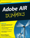 Adobe® AIR For Dummies® (0470390441) cover image