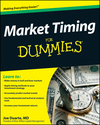 Market Timing For Dummies (0470460741) cover image