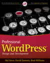 Professional WordPress: Design and Development (0470560541) cover image