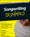 Songwriting For Dummies, 2nd Edition (0470615141) cover image