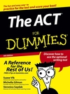The ACT For Dummies, 4th Edition (0471762741) cover image