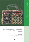The Anthropology of Media: A Reader (0631220941) cover image