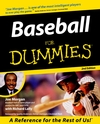 Baseball For Dummies®, 2nd Edition (0764552341) cover image