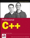 Professional C++ (0764574841) cover image