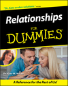 Relationships For Dummies (1118069641) cover image