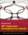 Professional NFC Application Development for Android (1118380541) cover image