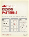 Android Design Patterns: Interaction Design Solutions for Developers (1118439341) cover image