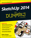 SketchUp 2014 For Dummies (1118822641) cover image