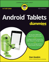 Android Tablets For Dummies, 4th Edition (1119310741) cover image