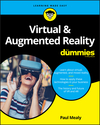 Virtual & Augmented Reality For Dummies (1119481341) cover image