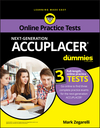 ACCUPLACER For Dummies with Online Practice
