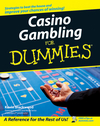 Casino Gambling For Dummies, 2nd Edition (0470088842) cover image