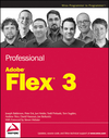 Professional Adobe Flex 3 (0470223642) cover image