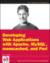 Developing Web Applications with Apache, MySQL, memcached, and Perl (0470414642) cover image