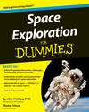Space Exploration For Dummies (0470549742) cover image