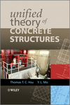 Unified Theory of Concrete Structures (0470688742) cover image