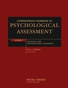 Comprehensive Handbook of Psychological Assessment, Volume 4: Industrial and Organizational Assessment (0471416142) cover image
