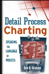Detail Process Charting: Speaking the Language of Process (0471653942) cover image
