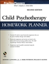 The Child Psychotherapy Homework Planner, 2e