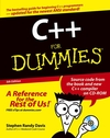 C++ For Dummies, 5th Edition (0764573942) cover image