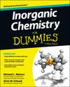 Inorganic Chemistry For Dummies (1118217942) cover image