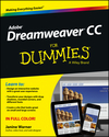 Dreamweaver CC For Dummies (1118646142) cover image