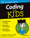 Coding For Kids For Dummies (1118940342) cover image