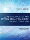 thumbnail image: GC-MS of Biologically and Environmentally Significant Organic Compounds: TMS Derivatives