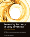Promoting Recovery in Early Psychosis: A Practice Manual (1405148942) cover image