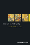 The Gift in Antiquity (1444350242) cover image