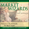 Market Wizards Disc 2: Interview with Bruce Kovner, The World Trader (1592802842) cover image