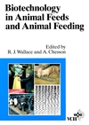Biotechnology in Animal Feeds and Animal Feeding (3527615342) cover image