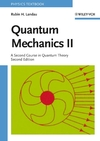 Quantum Mechanics II: A Second Course in Quantum Theory, 2nd Edition (3527617442) cover image