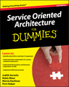 Service Oriented Architecture (SOA) For Dummies, 2nd Edition (0470469943) cover image