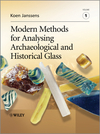 thumbnail image: Modern Methods for Analysing Archaeological and Historical Glass