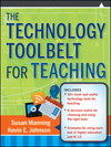 The Technology Toolbelt for Teaching (0470634243) cover image