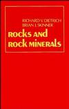 Rocks and Rock Minerals (0471029343) cover image