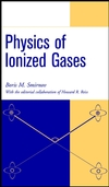 Physics of Ionized Gases (0471175943) cover image