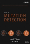 Guide to Mutation Detection (0471234443) cover image