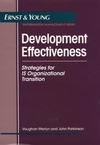 Development Effectiveness: Strategies for IS Organizational Transition (0471589543) cover image