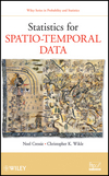 thumbnail image: Statistics for Spatio-Temporal Data