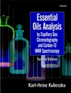 thumbnail image: Essential Oils Analysis by Capillary Gas Chromatography and Carbon-13 NMR Spectroscopy 2nd Completely Revised Edition