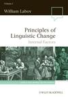 Principles of Linguistic Change, Volume I, Internal Factors  (0631179143) cover image