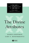The Divine Attributes (0631211543) cover image