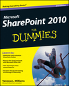 SharePoint 2010 For Dummies, 2nd Edition (1118283643) cover image