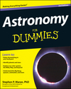 Astronomy For Dummies, 3rd Edition (1118376943) cover image