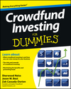 Crowdfund Investing For Dummies (1118460243) cover image