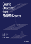 thumbnail image: Organic Structures from 2D NMR Spectra